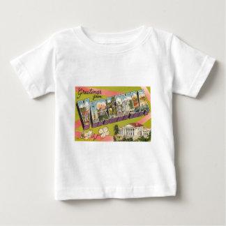 Camiseta De Bebé Saludos de Virginia