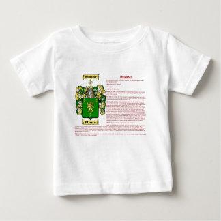 Camiseta De Bebé Salvador (significado)