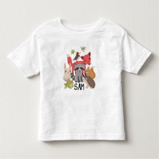 "Camiseta De Bebé Sam ""animales en mi yarda """