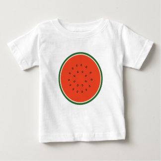 Camiseta De Bebé sandía dentro