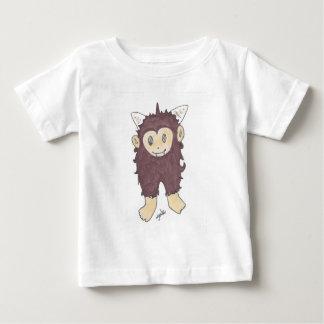 Camiseta De Bebé sasquatch
