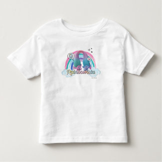 Camiseta De Bebé Satén y felpilla de los duendes el   descarados