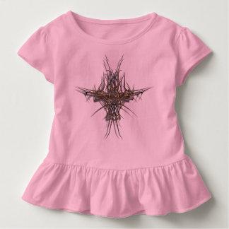 Camiseta De Bebé saxso 3d