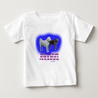 Camiseta De Bebé Se enseña cada uno que los ángeles tienen alas