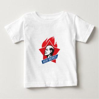 Camiseta De Bebé se prepare el bereit del seid -