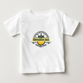 Camiseta De Bebé Sello de la roca de la independencia