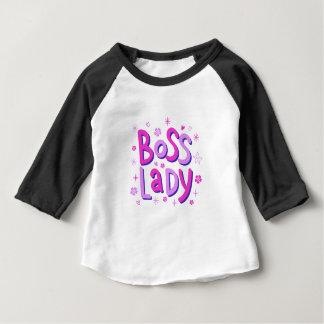 Camiseta De Bebé Señora de Boss