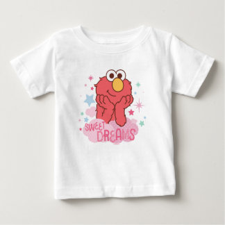 Camiseta De Bebé Sesame Street el | Elmo - sueños dulces
