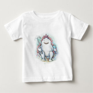 Camiseta De Bebé Sharky