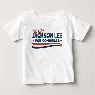 Camiseta De Bebé Sheila Jackson Lee
