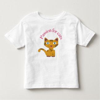 Camiseta De Bebé Si te gustan los gatitos, es para tí