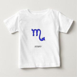 Camiseta De Bebé Símbolo del escorpión