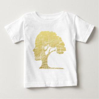 Camiseta De Bebé Símbolo único Philos ambiental del árbol de la