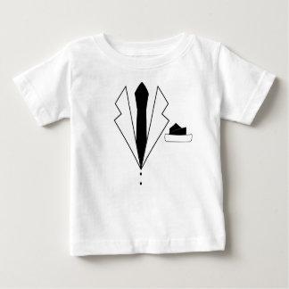 Camiseta De Bebé Smoking del bebé