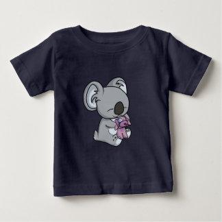 Camiseta De Bebé ¡Snuggles dulces! Koala