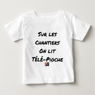 Camiseta De Bebé SOBRE las OBRAS ÉL LIT TELEZAPAPICO - Juegos de