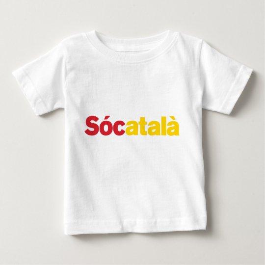 Camiseta De Bebé Sócatalà Baby