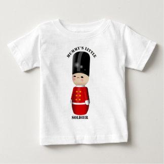 Camiseta De Bebé Soldado de juguete lindo