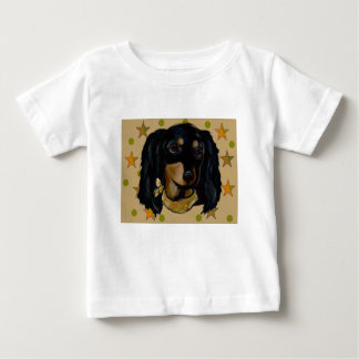Camiseta De Bebé Soldado Doxie