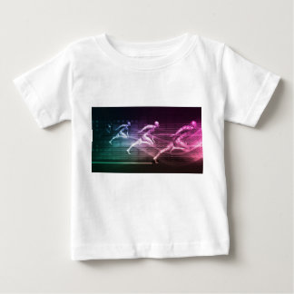 Camiseta De Bebé Soluciones integradas y velocidad del alto