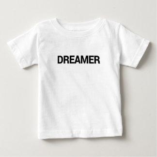Camiseta De Bebé Soñador