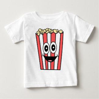 Camiseta De Bebé sonrisa de las palomitas