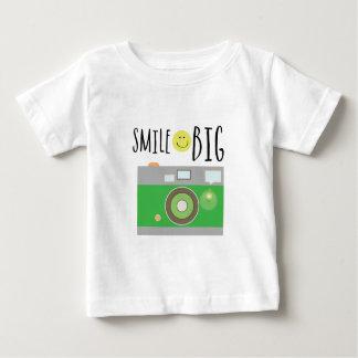 Camiseta De Bebé Sonrisa grande