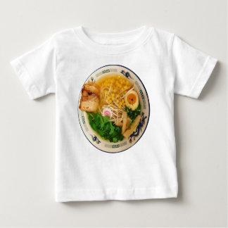 Camiseta De Bebé Sopa de fideos de los Ramen del cerdo