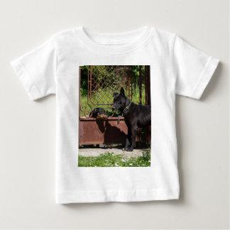 Camiseta De Bebé Soy el jefe