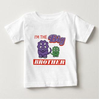 Camiseta De Bebé Soy los diseños de hermano mayor