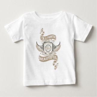 Camiseta De Bebé Soy pintor