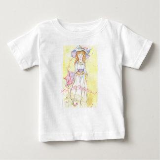 Camiseta De Bebé ¡Soy princesa!