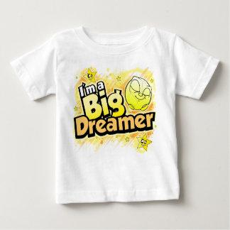 Camiseta De Bebé Soy un bebé grande T del soñador