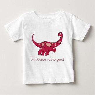 Camiseta De Bebé ¡Soy un herbívoro!