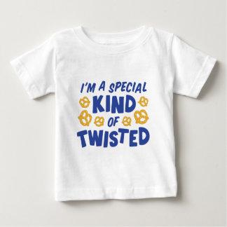 Camiseta De Bebé Soy una clase especial de torcido