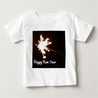 Camiseta De Bebé Sparkler
