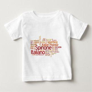 Camiseta De Bebé Spinone Italiano