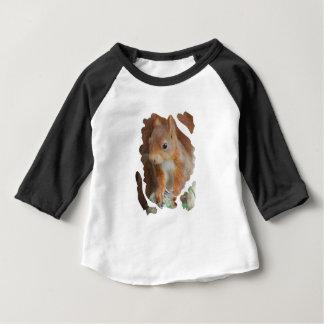 Camiseta De Bebé SQUIRREL ARDILLA ÉCUREUIL Photography Glineur