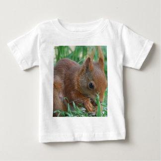Camiseta De Bebé Squirrel - Jean Louis Glineur Photography