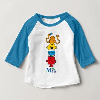 Camiseta De Bebé Sr. Men Standing Tall de Sr. Men el  