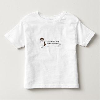 Camiseta De Bebé St Bernard