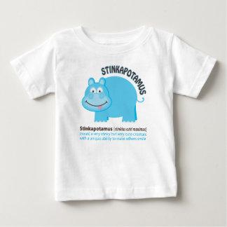 Camiseta De Bebé Stinkapotamus