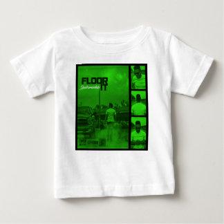 Camiseta De Bebé Suélelo cubierta de los Instrumentals