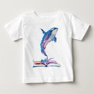 Camiseta De Bebé sueño del libro