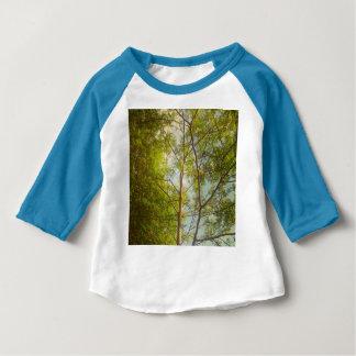 Camiseta De Bebé Sun regó