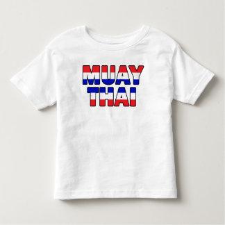 Camiseta De Bebé Tailandés de Muay