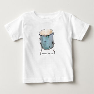 Camiseta De Bebé Tambor de Tom