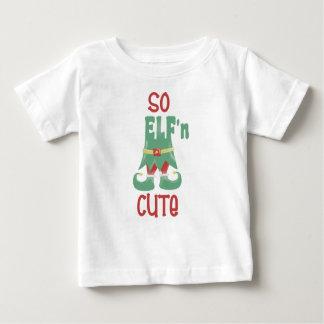Camiseta De Bebé Tan navidad divertido lindo de ELF'n