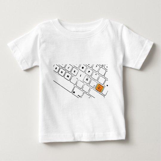 Camiseta De Bebé Teclat Ç