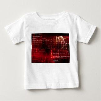 Camiseta De Bebé Tecnología perturbadora del cuerpo humano y de la